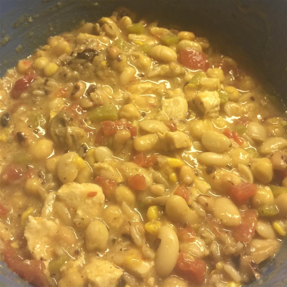 White Bean Chicken Breast Chili