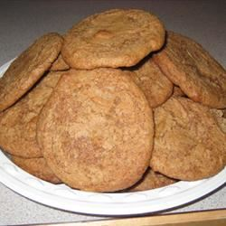 Giant Spice Cookies