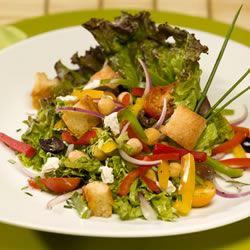 Italian Panzanella Bread Salad Allrecipes Trusted Brands