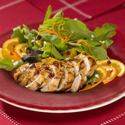 Grilled Chicken Salad Cosmopolitan Janice