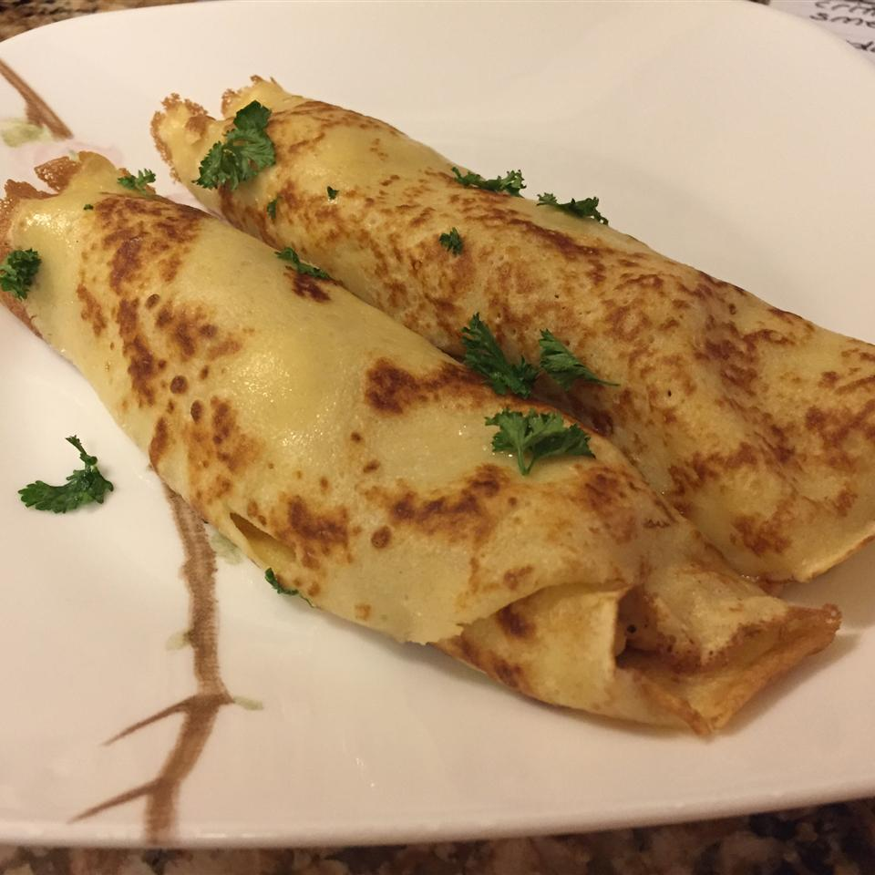 Easy Savoury Crepes Happy Mrs Brown