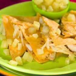 Quick Caribbean Quesadillas Trusted Brands