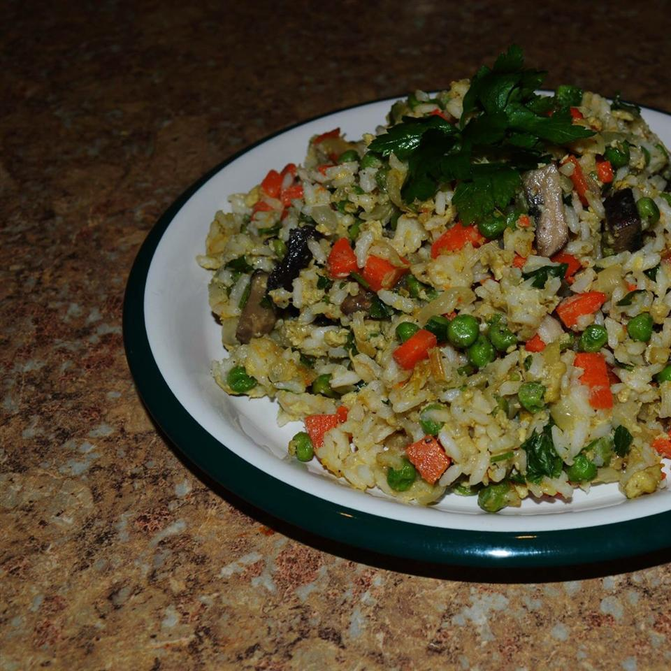 Home-Style Brown Rice Pilaf DianaV