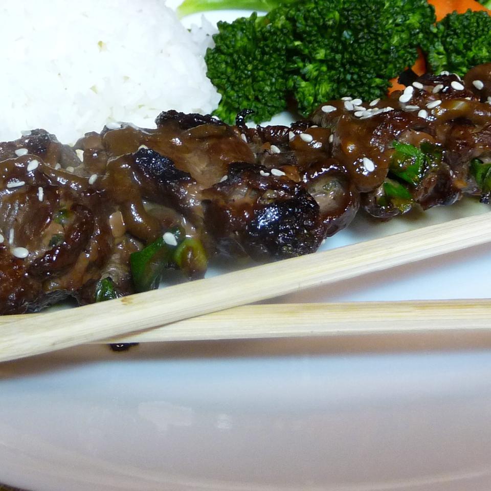 Beef Kushiyaki Kraig
