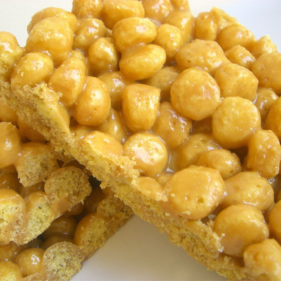Oaty Cereal Bars