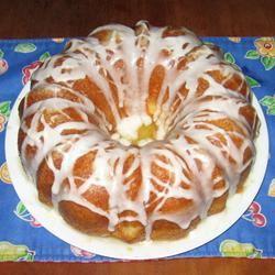 Ultimate Lemon Cake MONIQUEWS