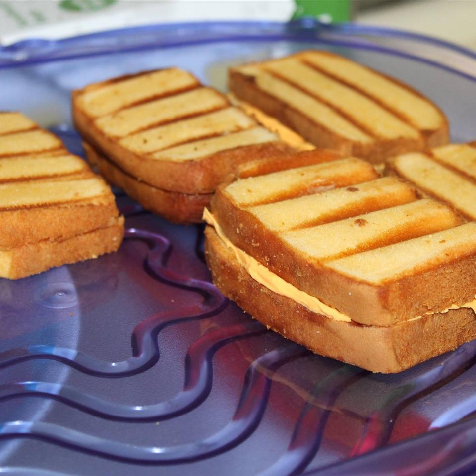 April Fool's Grilled Cheese Sandwich Denise
