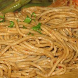 Peanut Butter Noodles Trish Beier