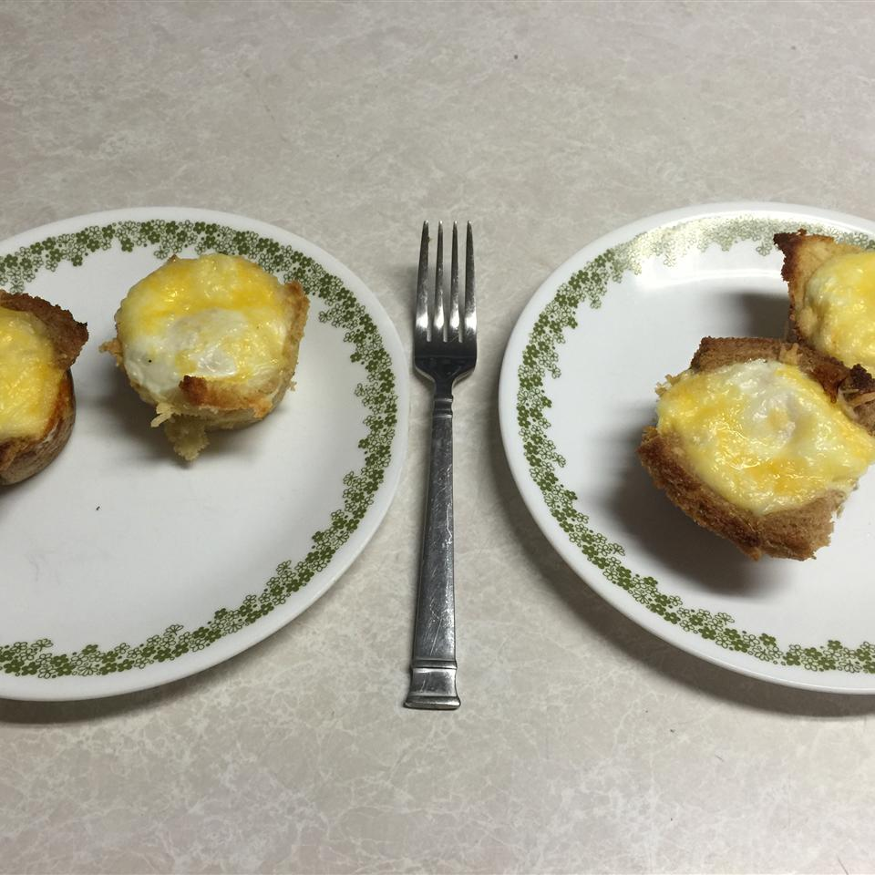 Mom's Baked Egg Muffins TheMoowieSquire