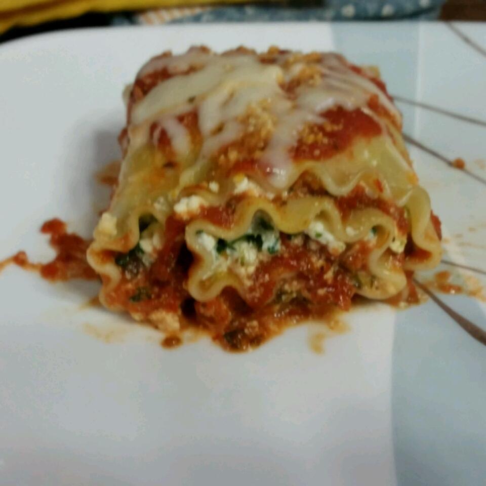 Lasagna Roll Ups nochvoda