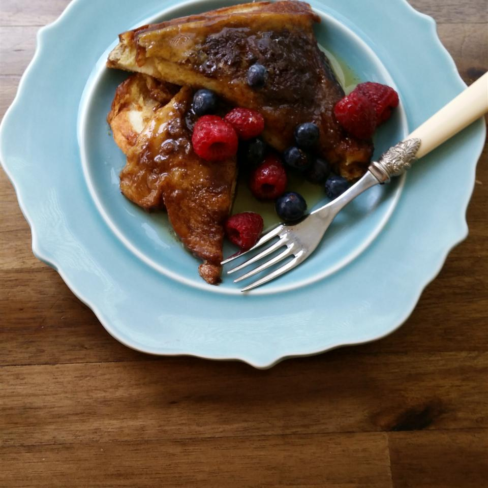 Best Oven Baked French Toast Ginny Thompson Oakley