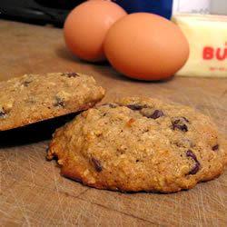 Old Fashion Oatmeal Cookies II foodaholic