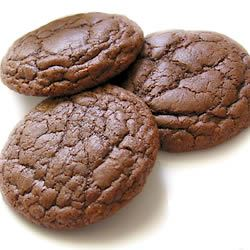 Old Fashioned Fudge Cookies foodaholic