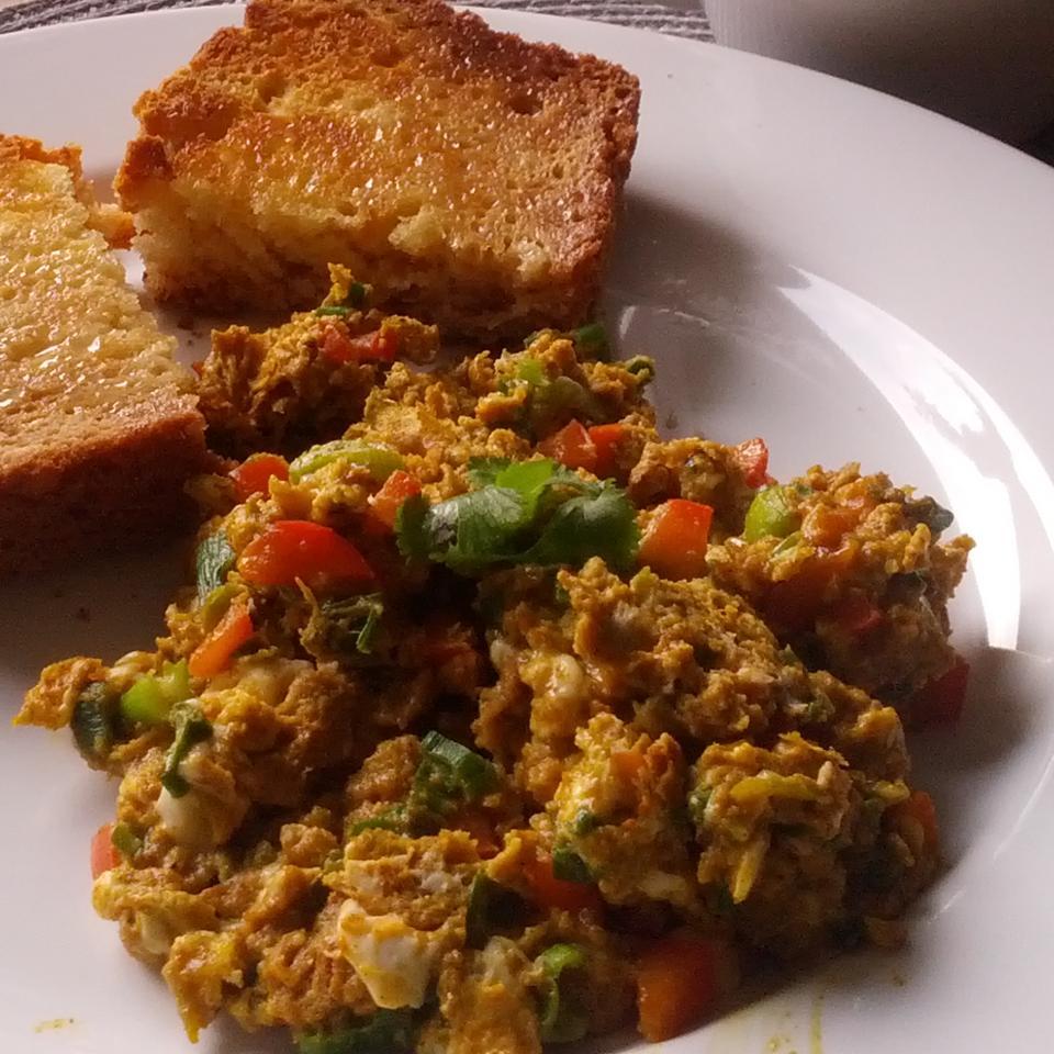 Egg Bhurji Irene Y