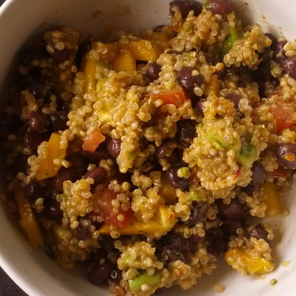 Quinoa with Chipotle-Lime Dressing Irene