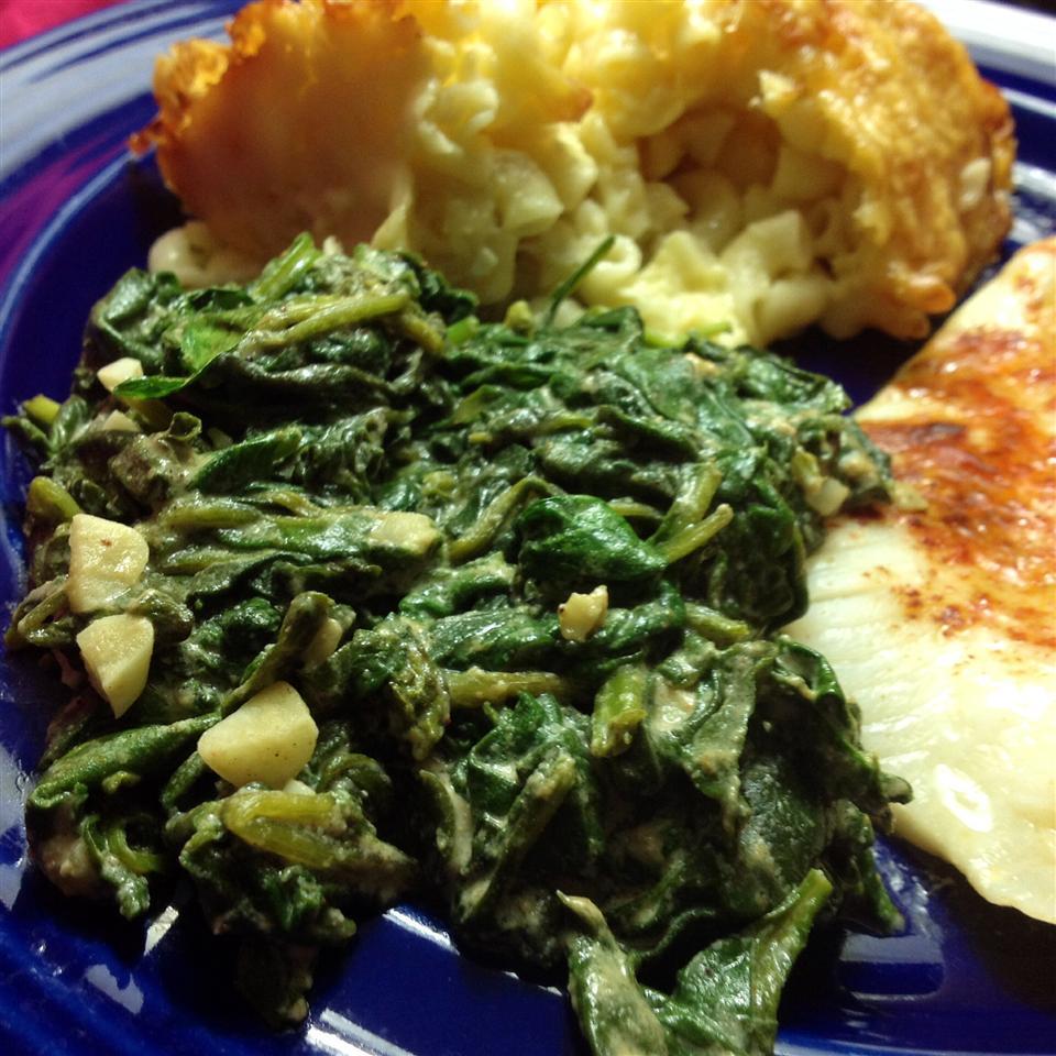 Tahini Spinach HealthyFoodLover
