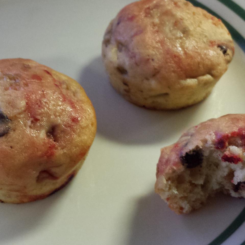 Chocolate Beet Muffins AriZoney