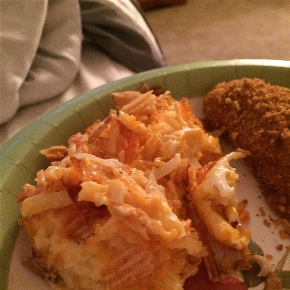 Cheese and Potato Casserole