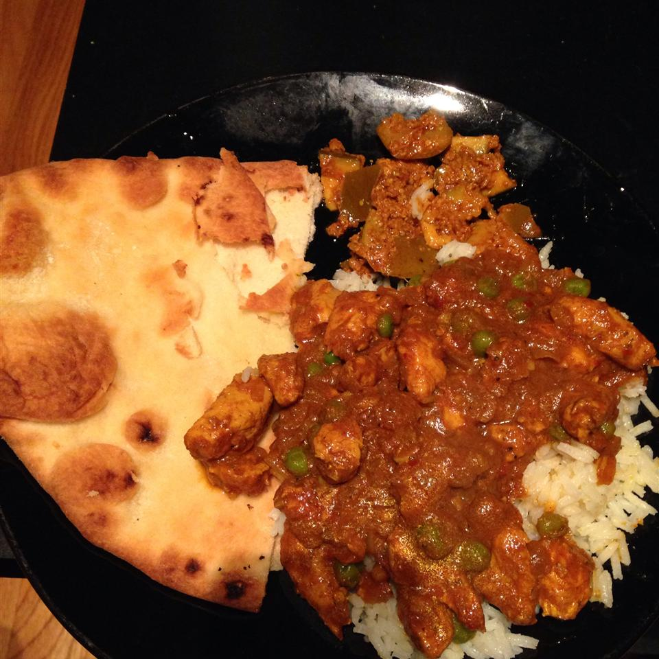 Easy Indian Curried Lamb Myishia