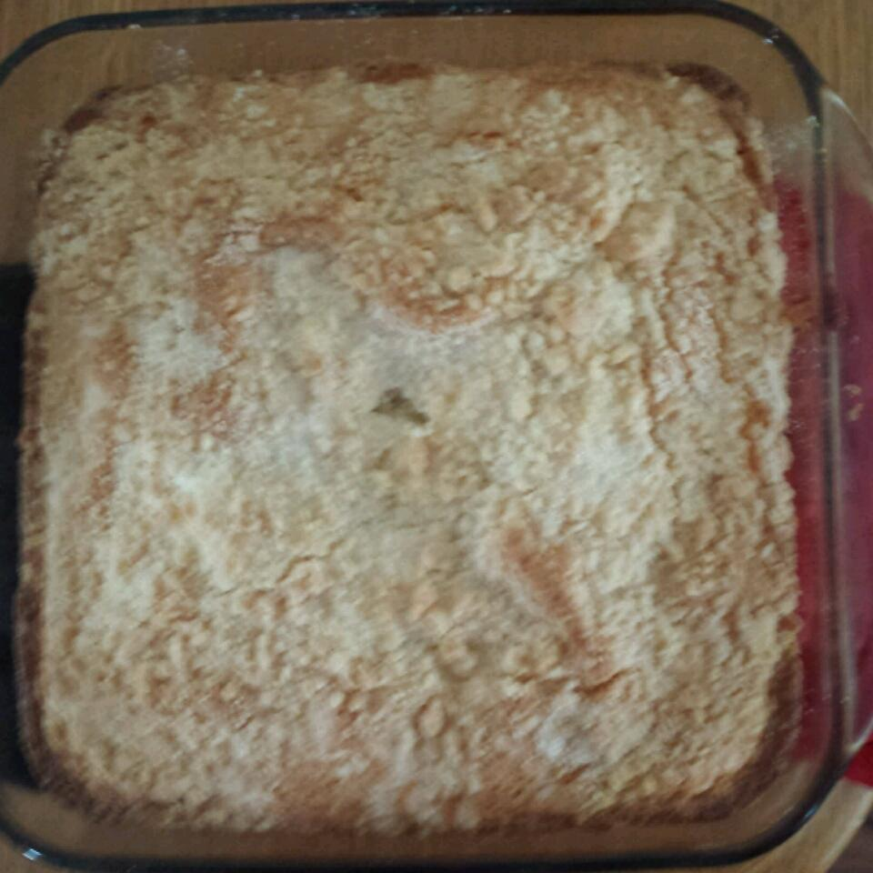 Easy Platz (Coffee Cake)