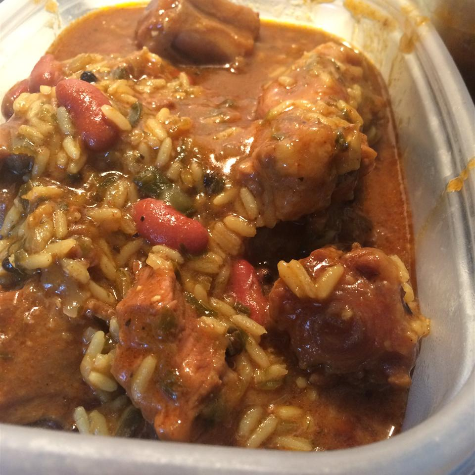 African-Style Oxtail Stew Andrew Ariegwe