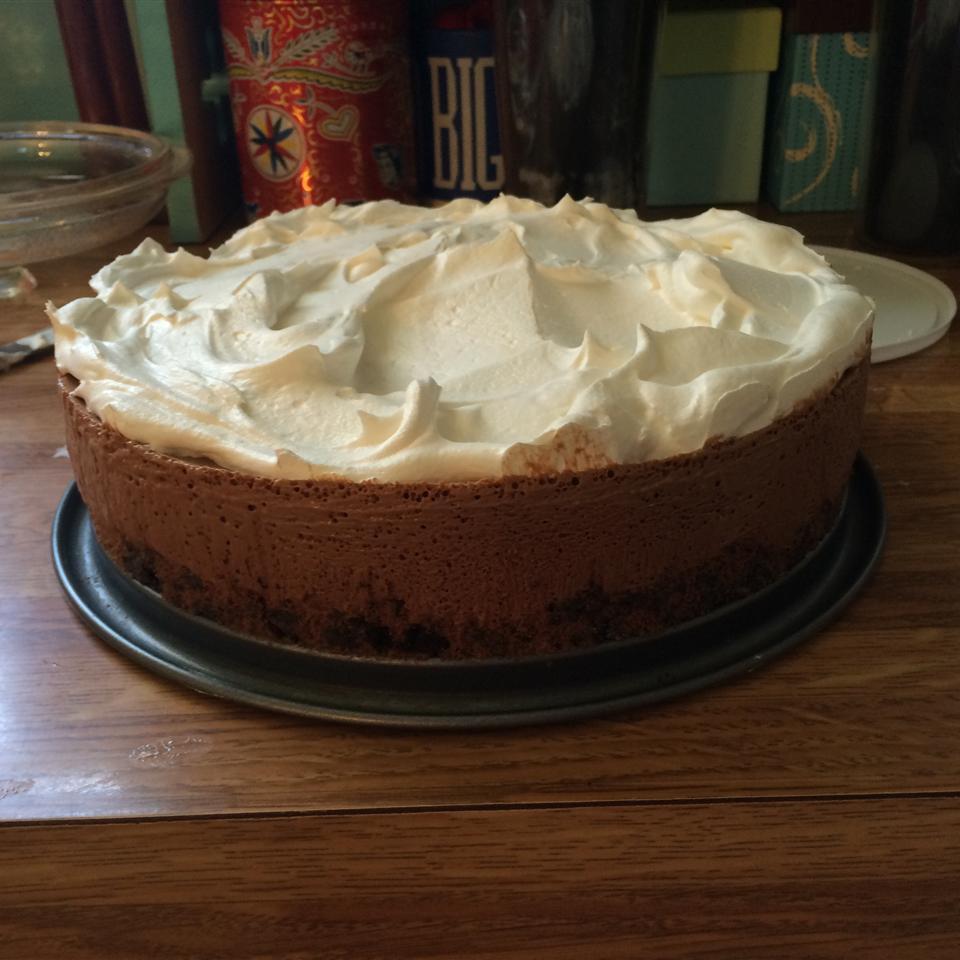 Chocolate Mousse Cake III LUV2BAKE