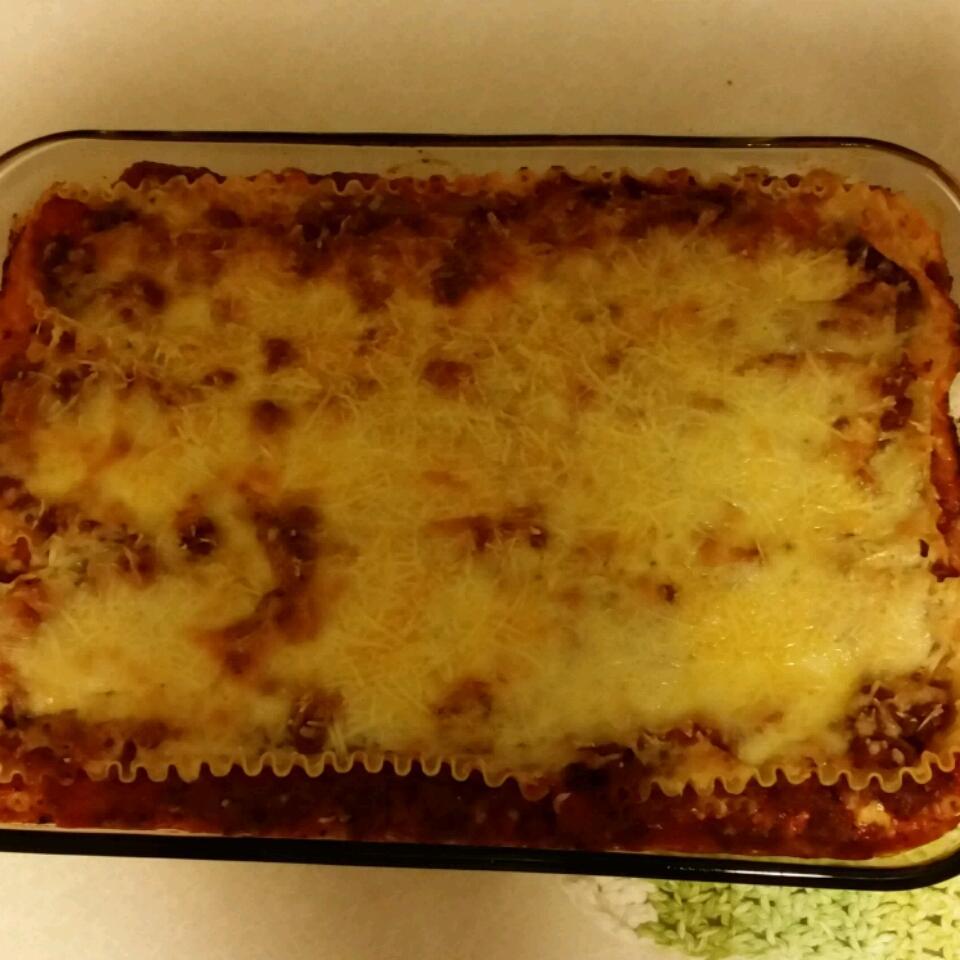 American Lasagna Jarod Herring
