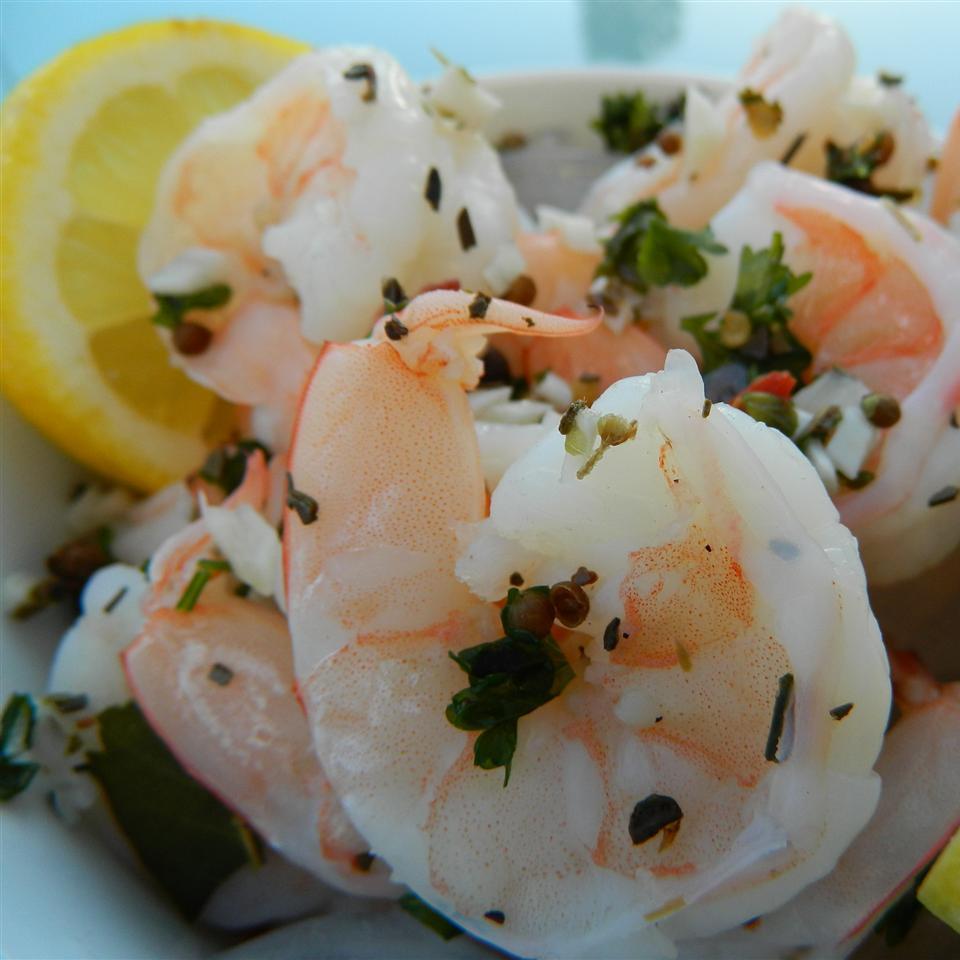 Fresh Shrimp Boil