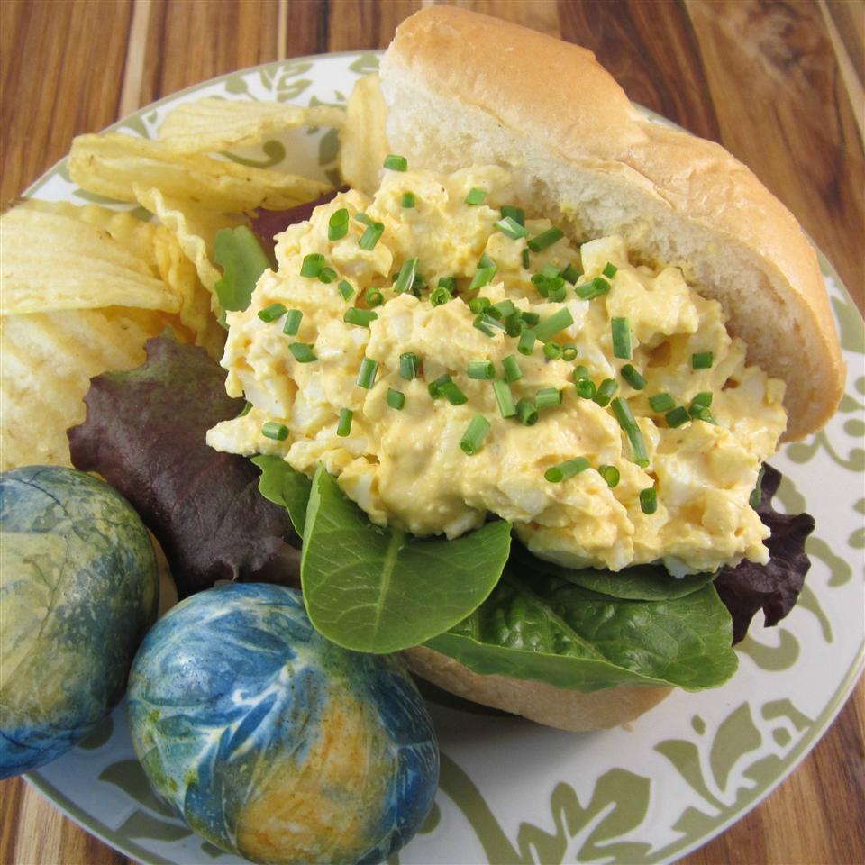 A Healthy Egg Salad Deb C