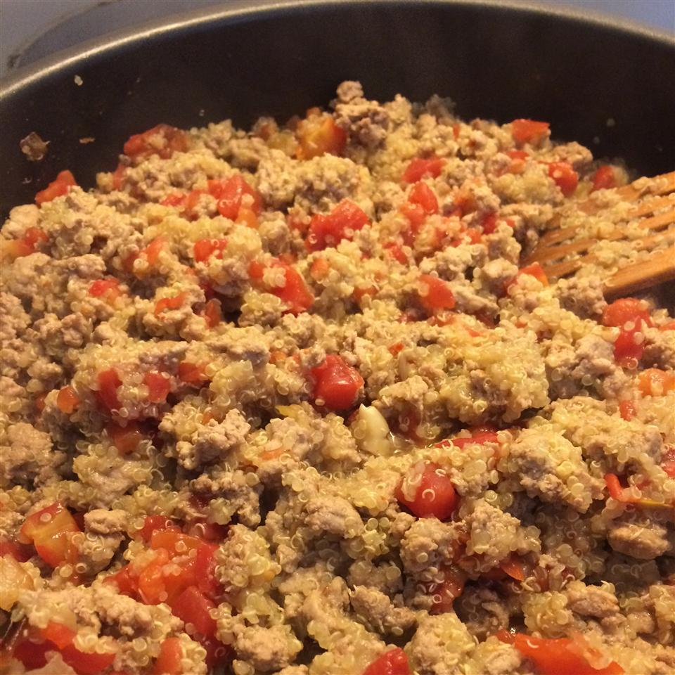 Quinoa Chicken jesskahh