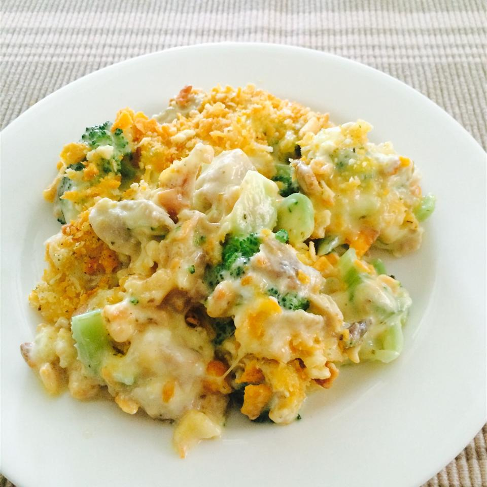 Broccoli Chicken Divan TERRY C