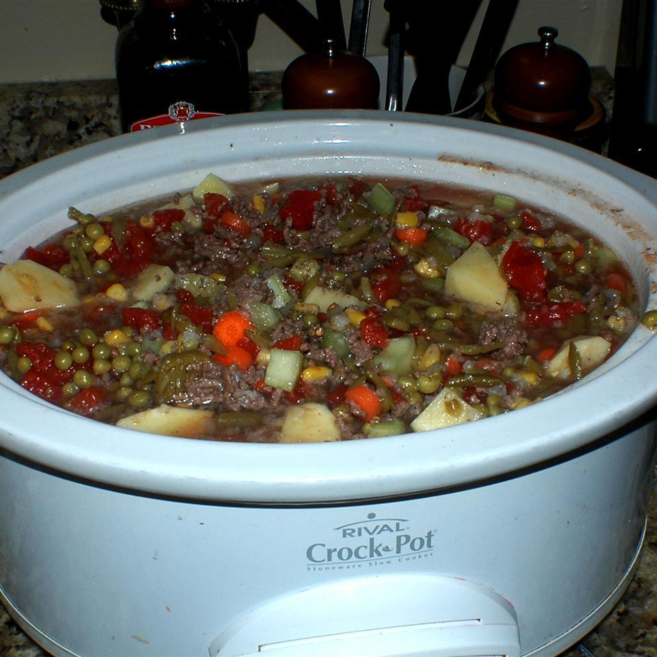 Hobo Beef and Vegetable Soup ladywarrior0505