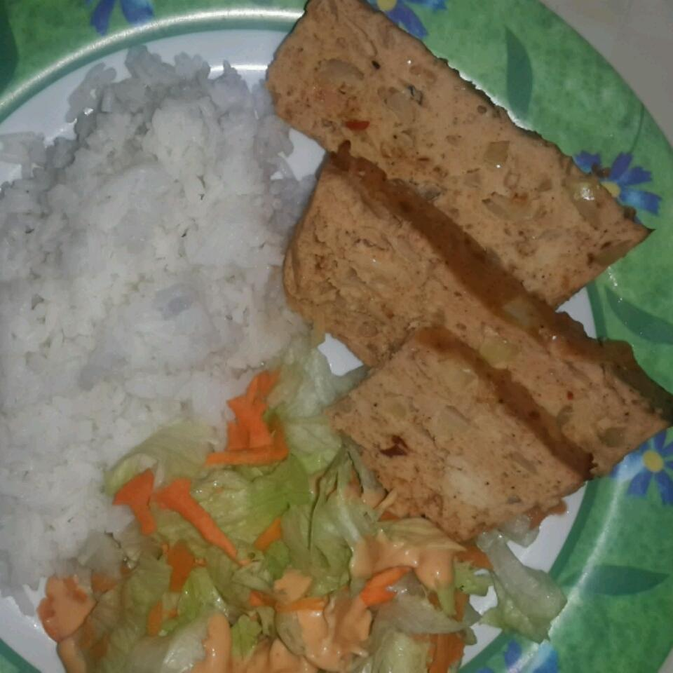 Spiced Chicken Loaf kaylovesfood