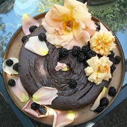 Chocolate Decadence Cake I Random