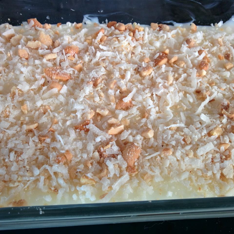 Maja Blanca (Coconut Pudding) freya mari Salvilla