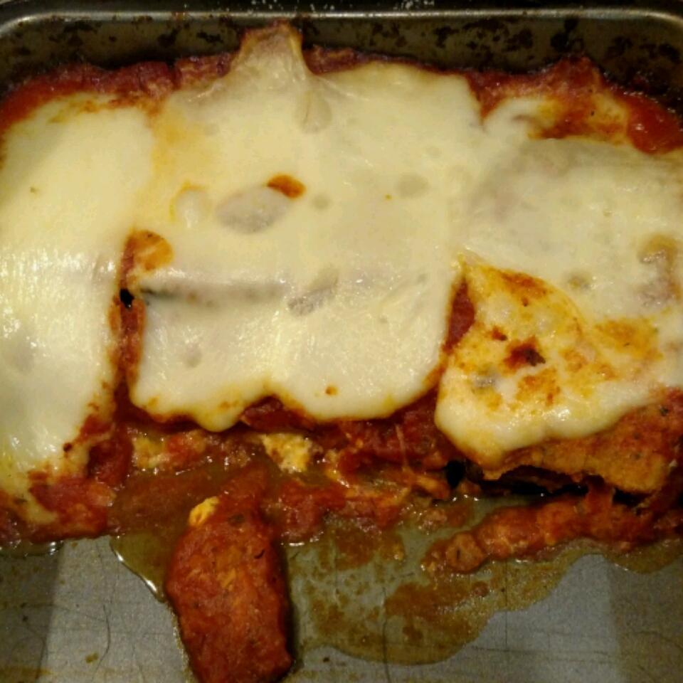 RAGÚ® No-Frying Eggplant Parmesan Jeff