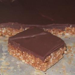 Caramel Crispy Treats II BERNICIO