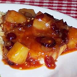 bahama mama pork chops recipe