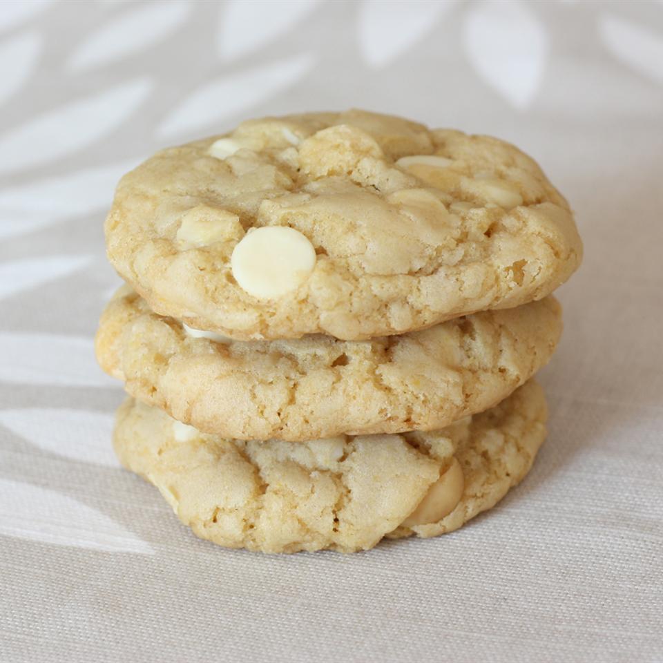 No Bake Macadamia Nut Cookies