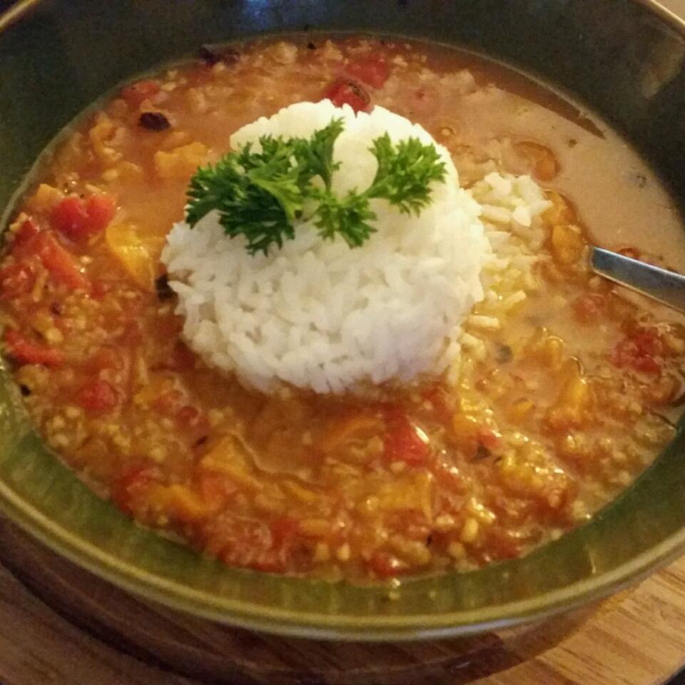 Rainbow Roasted Pepper Soup yasminasmith1122