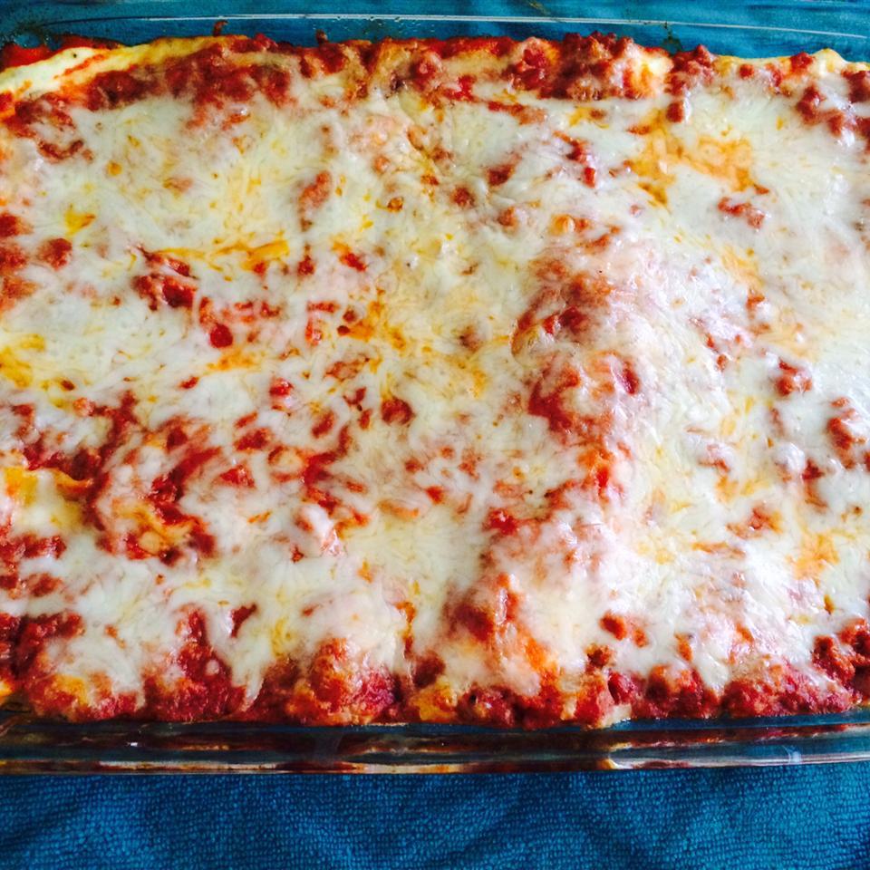 Easy Lasagna III Grace