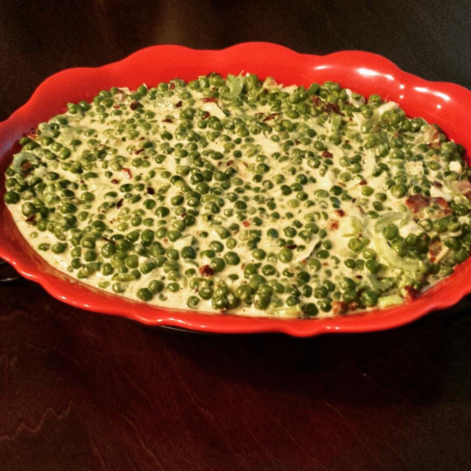 Bacon Pea Salad Arlen