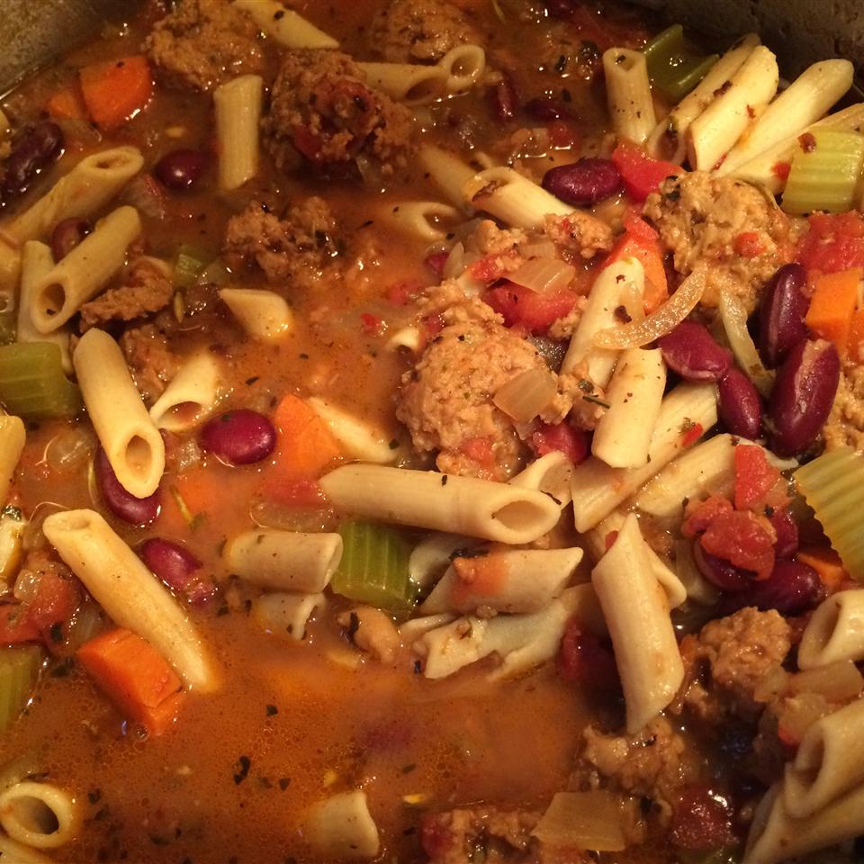 Italian Sausage Soup II Ayla