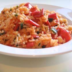 Spanish Rice I