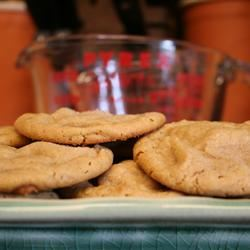 Soft Peanut Butter Cookies Karin