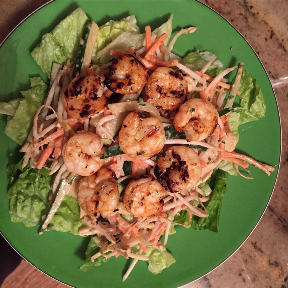 Vegan Thai Noodle Salad