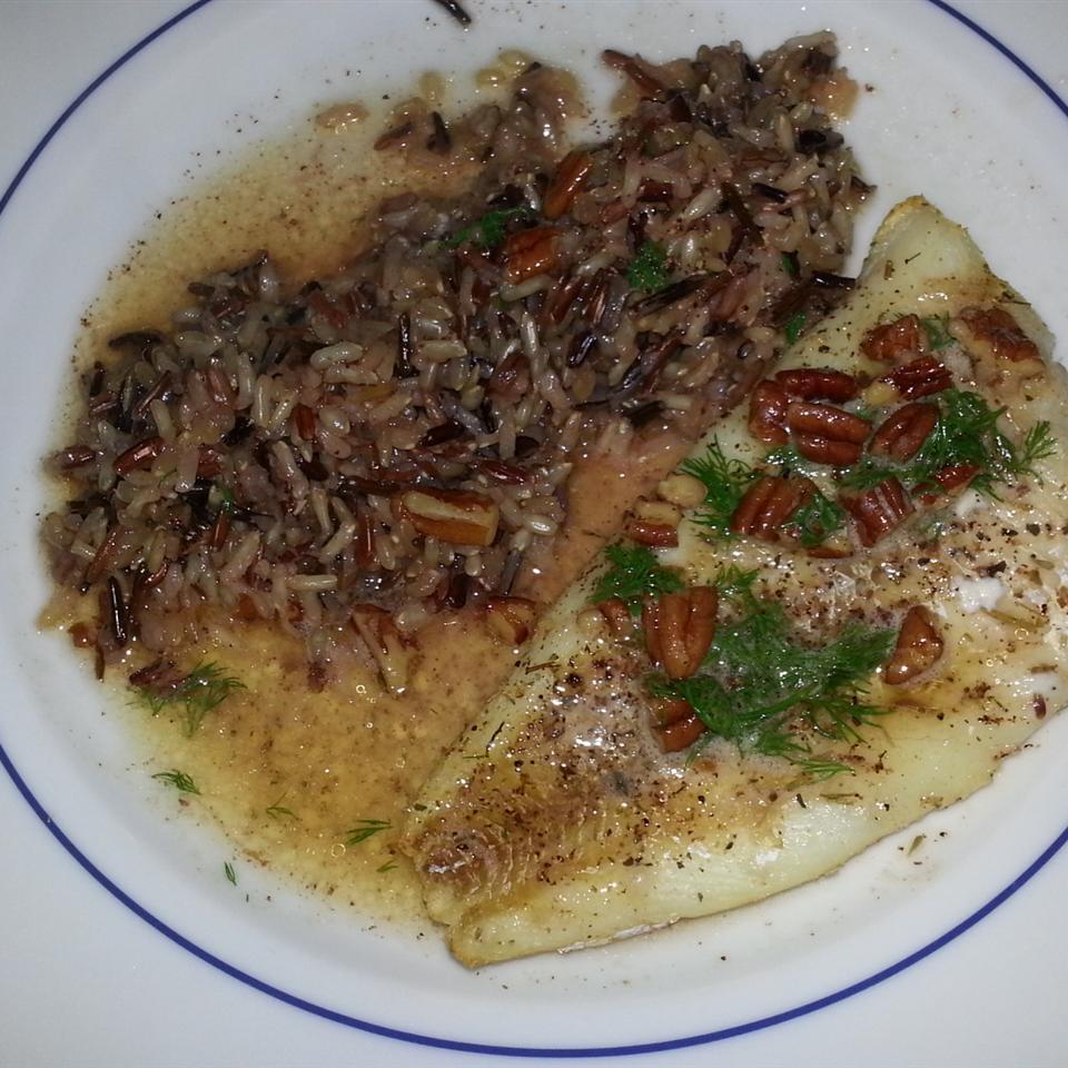 Tarragon Walnut Brown Butter Sauce FUN2EAT