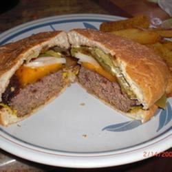 Firecracker Burgers Patty Cakes