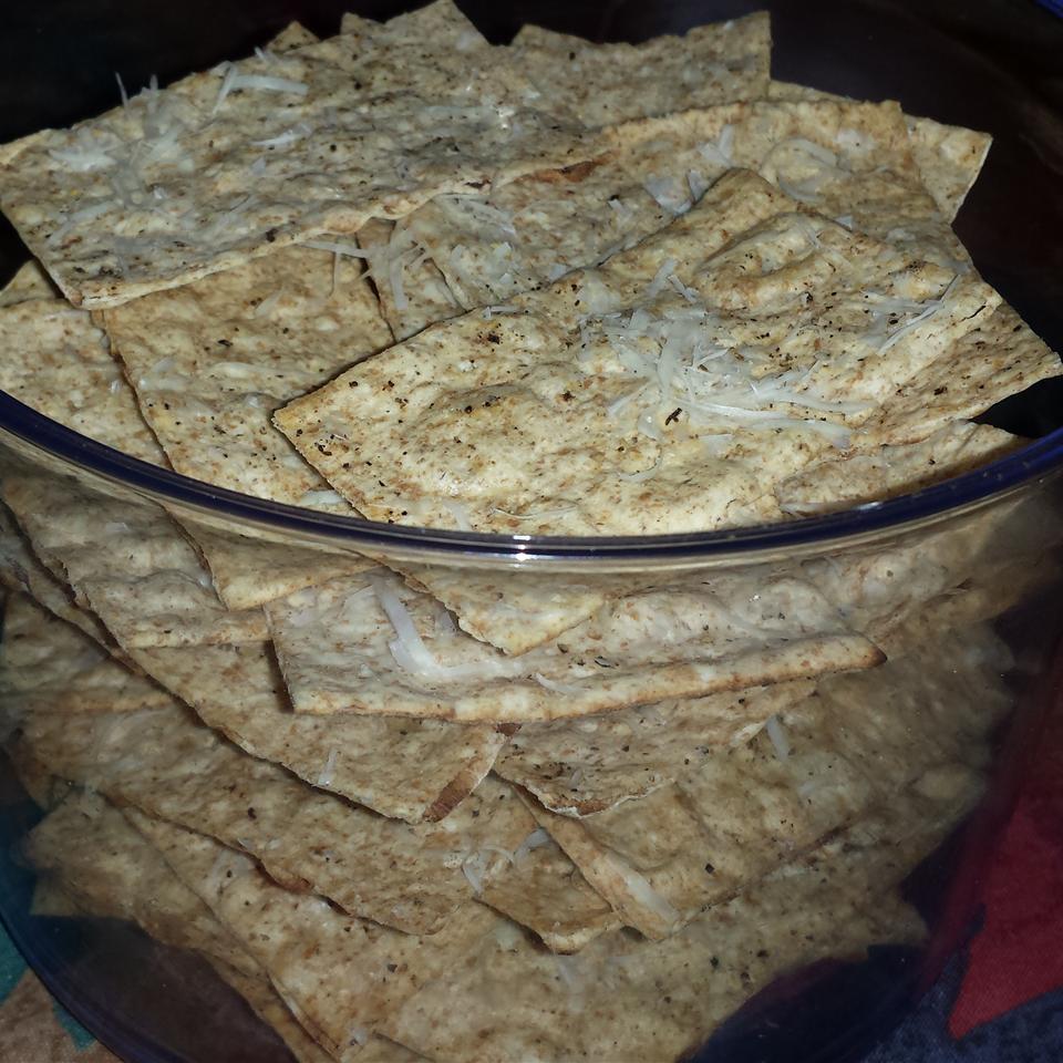 Crispy Whole Wheat Lavash Chips