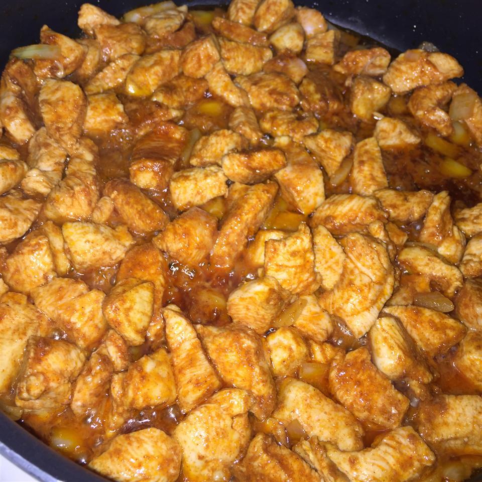 Easy Southwestern Chicken rachaelohhh